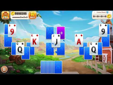 video review of Solitaire Card - Harvest Journey