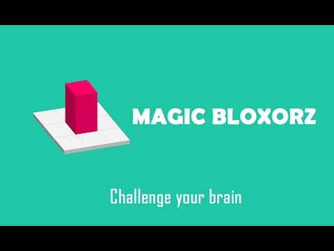 video review of Bloxorz - Block And Hole