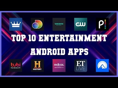 Top 10 Entertainment Android App   Review