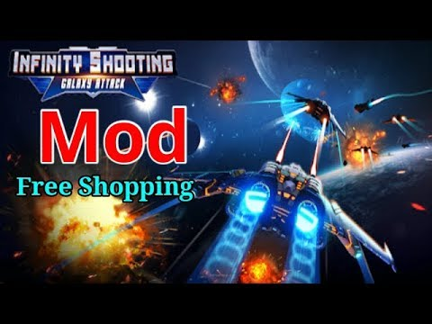 Infinity Shooting: Galaxy War 2.1.0 Apk Mod (Free shopping) for android