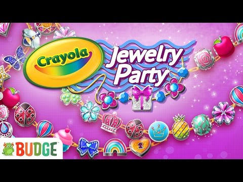 video review of Crayola Jewelry Party