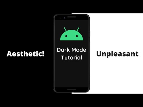 How To Add Dark Mode In Any Android App (For Programmers)