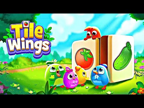 Tile Wings - Level 1-10 - Gameplay - Android (by Neon Game)