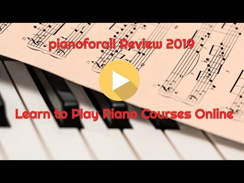 piano for all review 2019 |  Learn to play piano beginners