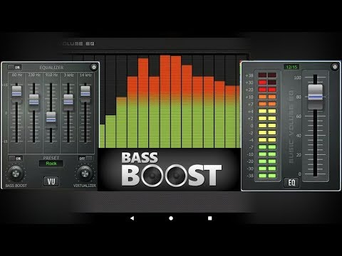 Music Volume Equalizer   Bass Booster The Best Equalizer Apps for Android// Android app store