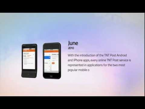 TNT Post (now PostNL) introduction of mobile services