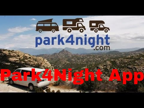 Park4Night Review / Test App