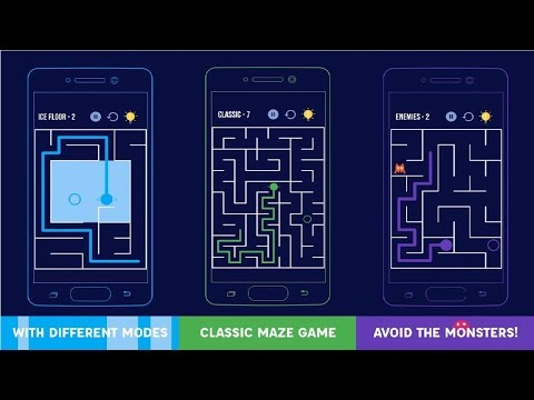Mazes & More Android Gameplay