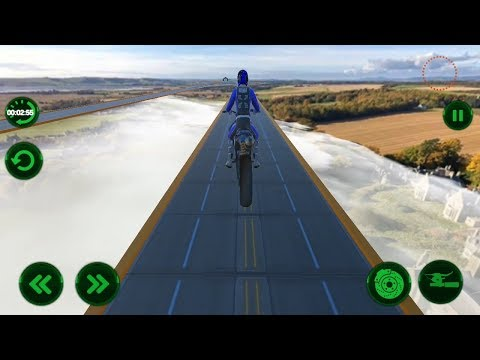 Bike Impossible Stunts Track - BMX Cycle Race Android Gameplay