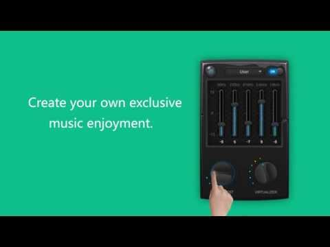 video review of Equalizer & Bass Booster