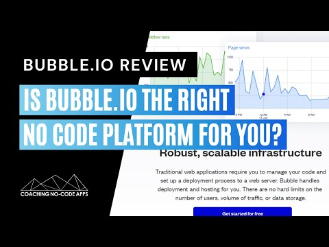 Bubble.io Review: Is Bubble the Right No-Code App Builder for You?