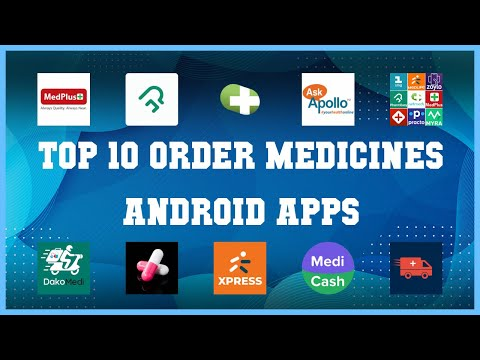 Top 10 Order Medicines Android App   Review