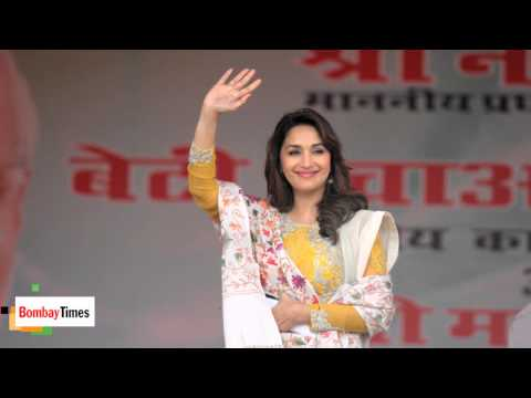 Madhuri Dixit to Launch 'Dance With Madhuri' App