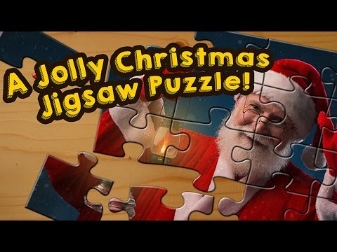 video review of Christmas Jigsaw Puzzles Game