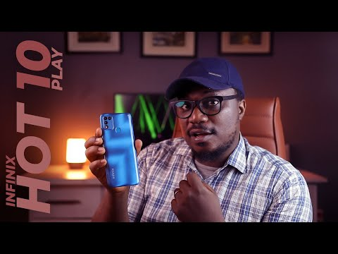 Infinix Hot 10 Play - Plays to the Budget Minded