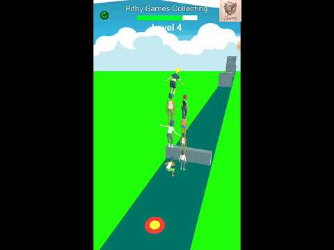 Stack Tower Jump Games ep1(So Funny)