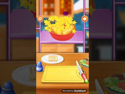 Happy Kids Meal Maker - Burger Cooking Game #Android