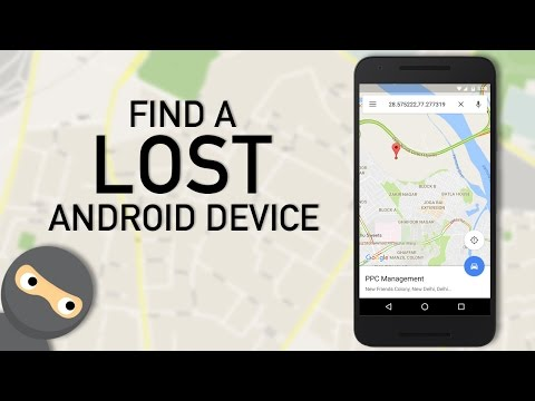 How to Find a Lost or Stolen Android Phone