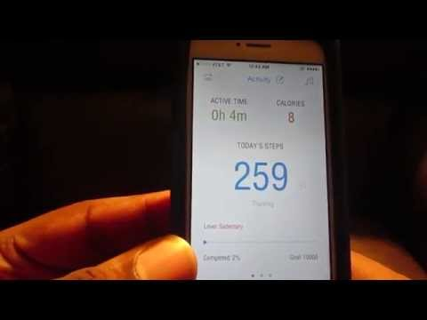 Pacer: Pedometer/Fitness App- Counts Your Steps/Calories Burned!