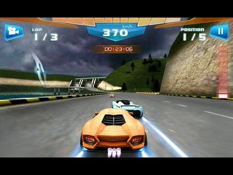 Android Fast Racing 3D Gameplay