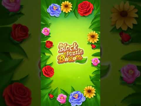 [Android] Block Puzzle Blossom - PivotGames. Inc.
