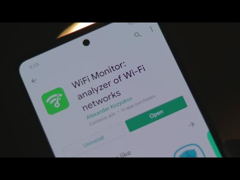 WiFi Monitor: analyzer of WiFi networks - WiFi Apps Review