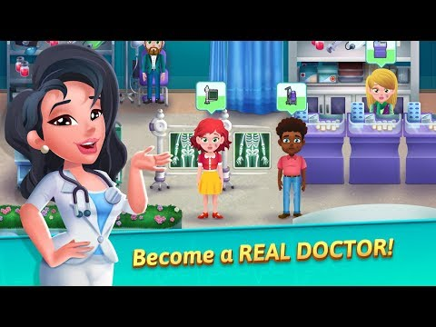 Medicine Dash - Hospital Time Management Game Android Gameplay