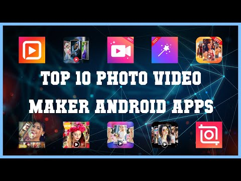 Top 10 Photo Video Maker Android App | Review