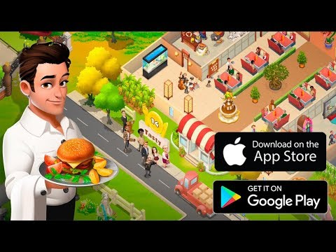 Tasty Town Gameplay Android / iOS