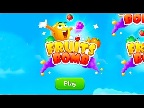 FRUITS BOMB android gameplay [1080p video game review]