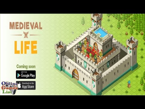 Medieval Life Android Gameplay