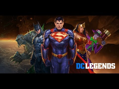 video review of DC Legends