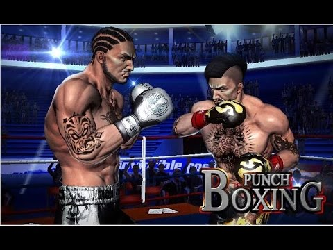 Punch Boxing 3D - Android Gameplay HD