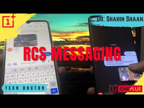 RCS Messaging on your Android device