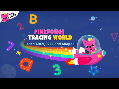video review of Pinkfong Tracing World