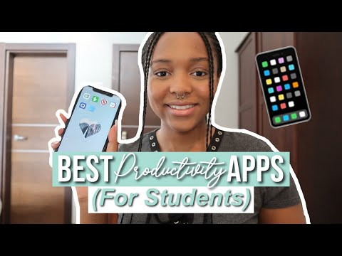 10  APPS AND WEBSITES FOR SCHOOL AND PRODUCTIVITY ALL STUDENTS NEED   *MUST HAVES* FOR ONLINE SCHOOL