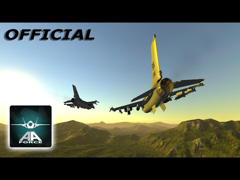 video review of Armed Air Forces