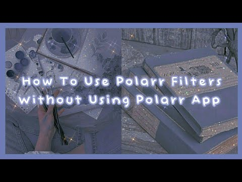 ➤ how to use = Polarr Filters Without Polarr Apps 