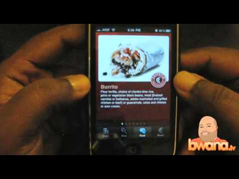 Chipotle Ordering for iPhone Review