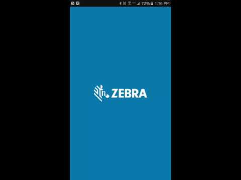 Zebra Scanner Control App for Android