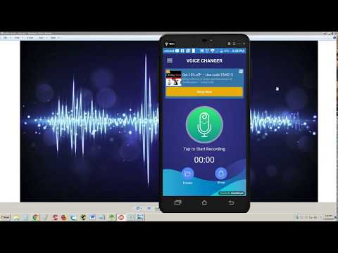 Voice Changer and Recorder Amazing Voice Android App Review