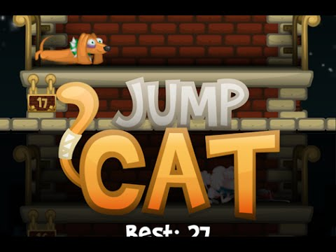 Jump Cat - Android / iOS Gameplay Review