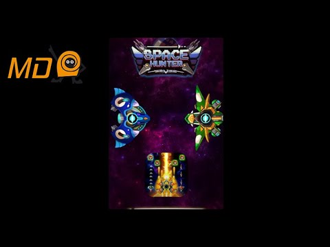 Space Hunter - Galaxy Attack - Gameplay IOS & Android- Part 1