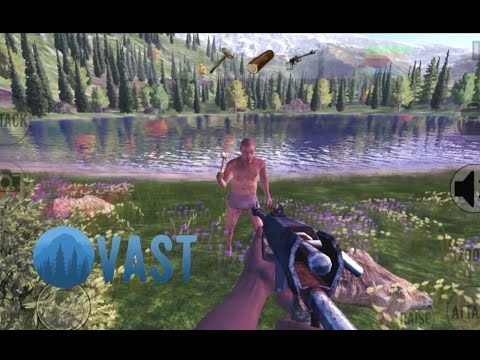 Vast Survival (Multiplayer) - Android HD Gameplay (by HooDoo)