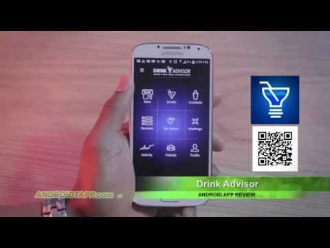 Drink Advisor Android App Review