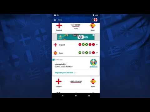 video review of UEFA EURO 2020 Official