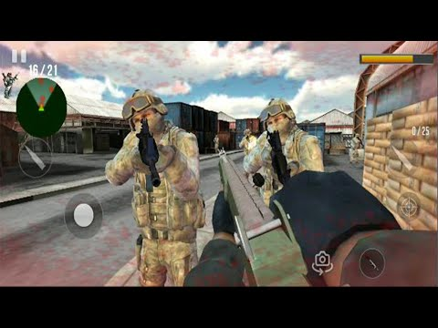 Army Commando Playground - Android GamePlay HD - New Action Games Android #6