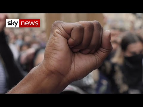 Sky News Breakfast - is the UK a post-racial society?