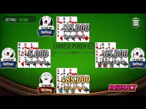 Chinese Poker on Android