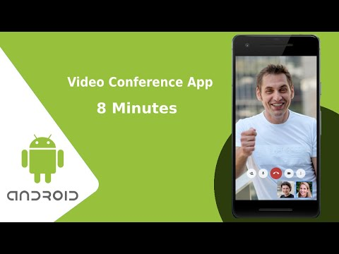 How to Create a Video Conference App for Free in 8 Minutes | Open Source